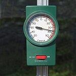 Eberhardt Max-Min Thermometer Sol 72 Outdoor