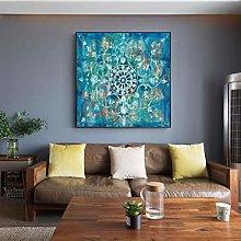 EBONP Wall decoration Canvas painting Modern