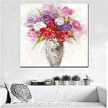 EBONP Wall decoration Canvas painting Print Orchid