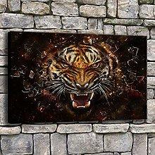 EBONP Wall decorative canvas painting Canvas