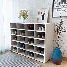 EBTOOLS Basic Shoe Cabinet Storage Cupboard