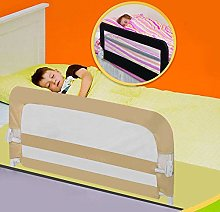 EBTOOLS Bed Rails,120cm Portable Child Safety