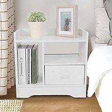 EBTOOLS Bedside Table,Free Standing Bedside