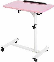 EBTOOLS Over Bed Desk, Height Adjustable Side