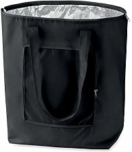 eBuyGB 1205203 Folding Cooler Bag, Polyester,