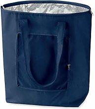 eBuyGB 1205204 Folding Cooler Bag, Polyester,