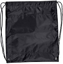 eBuyGB Cooler Bag, Polyester Black, One Size
