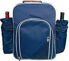 eBuyGB Insulated Backpack Cool Bag Cutlery Set,