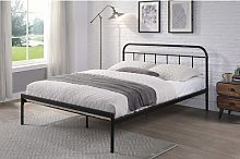 Eby Bed Frame with Mattress Williston Forge