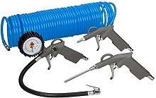 ECD Germany Air Compressor Accessories Kit Dust
