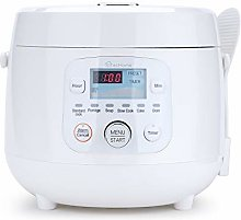 ecHome 1L Multifunction Rice Cooker with Steam