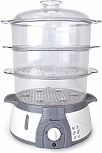ecHome Electric Food Steamer (3 Layer)