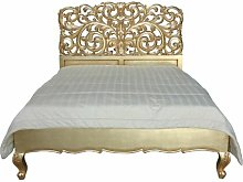 Eckard Bed Frame Astoria Grand Size: Double