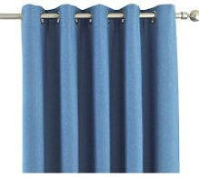 Eclipse Blackout Eyelet Curtains (90 x 54in (229 x