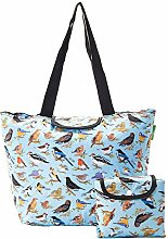 Eco Chic Lightweight Foldable Large Cool Bag Wild