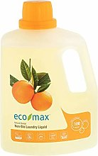 Eco-Max Laundry Liquid Non-Bio, Orange, 3L (100