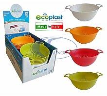 Eco Plast CPAS Linea Tulipano Colander 18,