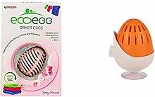 Ecoegg Dryer Eggs - Spring Blossom Scent & Laundry