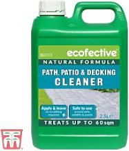 ecofective Path, Patio & Decking Cleaner