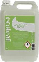 Ecoleaf Washing Up Liquid - 5L
