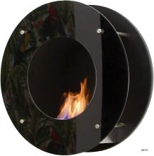 Ecological fireplace - Built in 10/10 painted