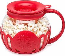 Ecolution EKPRE-4215 Glass Popcorn Popper-Maker