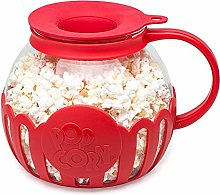 Ecolution EKPRE-4230 Glass Popcorn Popper-Maker