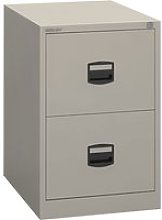 Economy Filing Cabinet, Grey, Free Express Delivery