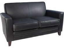 Edberg Reception Sofa, Black