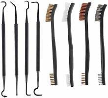 EDC Gadgets Multifunction Gadget 9pcs/Set Gun