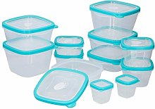 Edco 871125206192 Food Storage Set 24pcs PP