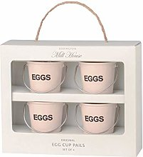 Eddingtons Egg Cup Set - Cream (4PC)