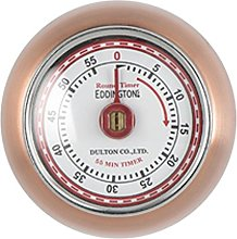 Eddingtons Magnetic Retro Timer Copper