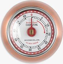 Eddingtons Retro Kitchen Timer, Copper