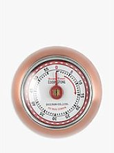 Eddingtons Retro Kitchen Timer, Copper