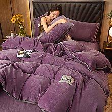 eddy bear bedding single grey,Winter Warm Simple