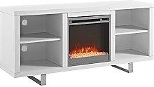 Eden Bridge Designs 147 cm Simple Modern Fireplace