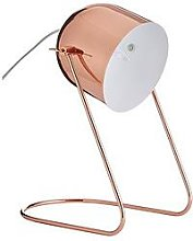 Eden Metal Desk Lamp - Copper