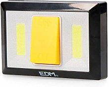 EDM 150 Lumens Flashlight with Magnetic Base and