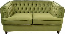 Edmonson 2 Seater Sofa ClassicLiving Upholstery