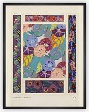 Edouard Benedictus - Variations Plate 15 Framed