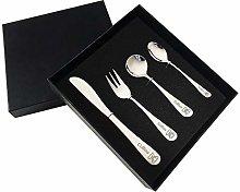 EDSG Personalised Children's Cutlery |