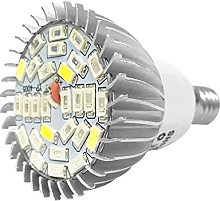 eecoo 28W LED Grow Light Bulb for Indoor Plants