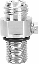 eecoo CO2 Refill Adapter, Filling Tank Adapter,