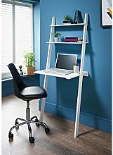 EEMKAY® New Lokken Ladder Desk, Ideal for