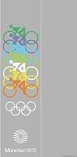 EEP Deltanova 1972 Cycling Unframed Print  -