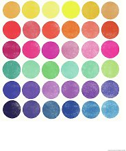 EEP Garima Dhawan Colourplay 6 Unframed Print  -