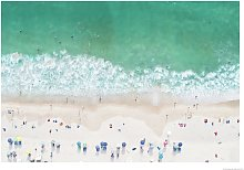 EEP Honeymoon Hotel Calm Waters Unframed Print  -