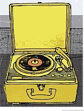 EEP Kavell Rafferty Vintage Record Unframed Print