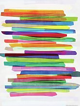 EEP Mareike Bohmer Striped Modern Unframed Print